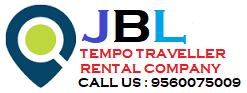 JBL Tempo Traveller and bus rental rental company DELHI NCR