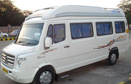 Tempo traveller booking bangalore